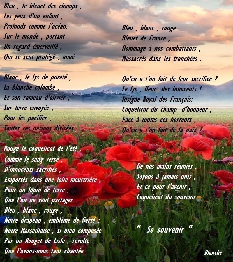 Poeme Se Souvenir